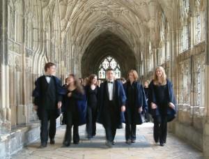 Choir of Gonville 3