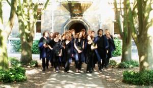 Choir of Gonville 4