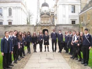 Choir of Gonville 5